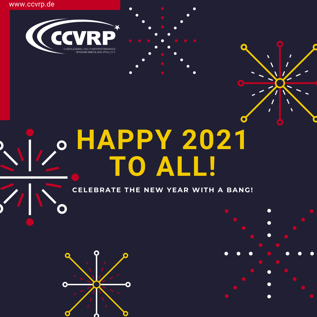 Happy New Year – 2021